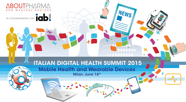 Italian Digital Health Summit 2015